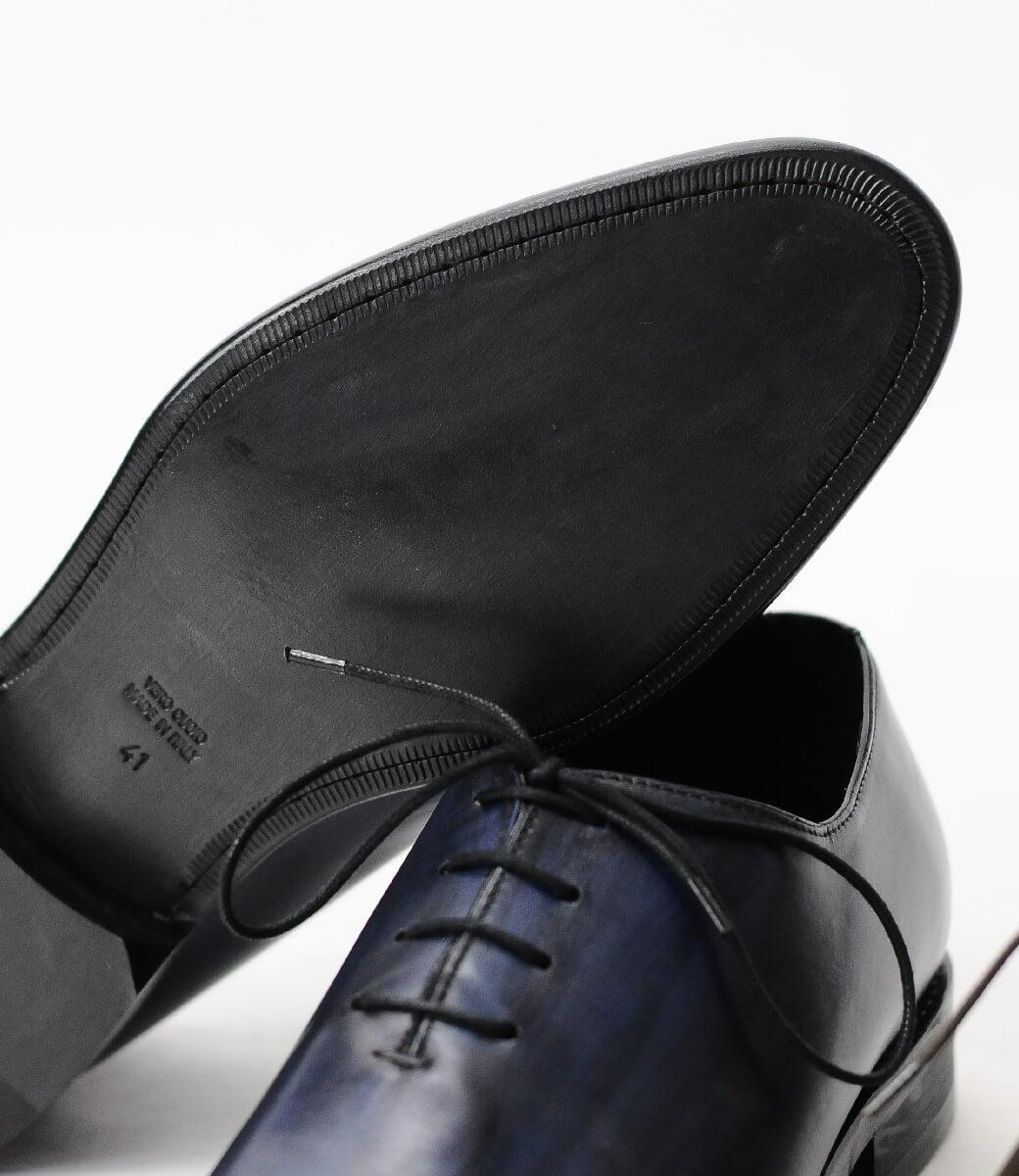 マッケイ製法の靴外観